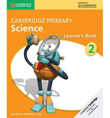Cambridge Primary Science Stage 2 Learner's Book