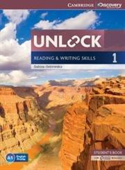 Unlock Level 1 Reading and Writing Skills Student's Book and Online Workbook: Level 1