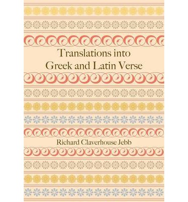 Greek Latin Translations 80