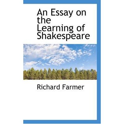 an essay on shakespeare William shakespeare william shakespeare was a great english playwright, dramatist and poet who lived during the late sixteenth and early seventeenth centuries shakespeare is considered to be the greatest playwright of all time no other writer's plays have been produced so many times or read so widely in so many.