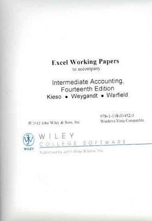 intermediate accounting reflection paper Intermediate accounting/liabilities from wikibooks, open books for an open world  commercial paper, and trade notes payable  various references are used from an intermediate accounting textbook (spiceland, david, james sepe, mark nelson, and lawrence tomassini intermediate accounting.