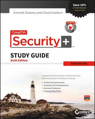 CompTIA Security+ Study Guide : SY0-401