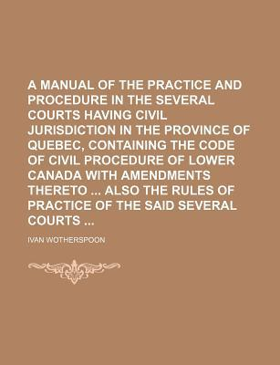 civil rules of practice pdf
