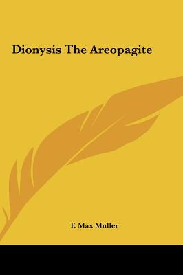 Dionysis the Areopagite