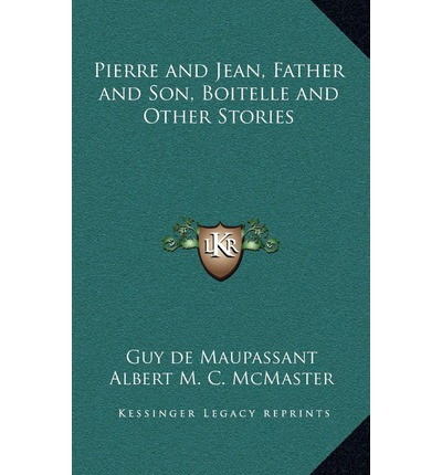 the father by guy de maupassant pdf