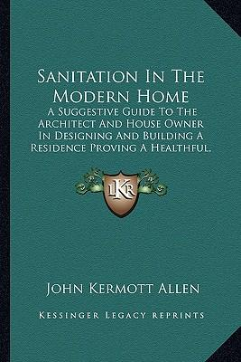 Sanitation in the Modern Home