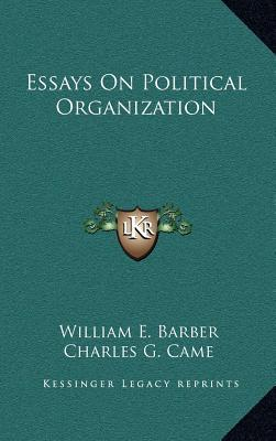 organization as political systems essay Organizational metaphor essay the political view of organisation shows that politics is inevitable in organizations as self-producing systems.