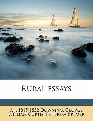 andrew jackson downing rural essays