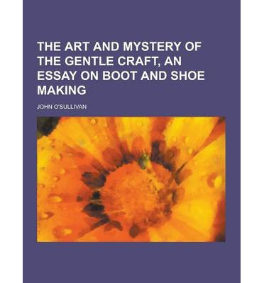 short essay on art and craft Tools of the craft he will even present the rough draft of one of his short stories and demonstrate how it better essays: craft essay - craft art.