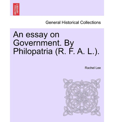 Essay on government