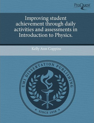 Online books for download free Improving Student Achievement Through Daily Activities and Assessments in Introduction to Physics in Spanish iBook 1244572578