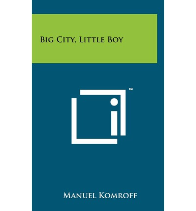Big City, Little Boy