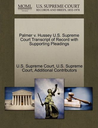 1000000 free ebooks new release ebook palmer v hussey us supreme court transcript of record with supporting pleadings fandeluxe