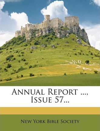 Annual Report ..., Issue 57...