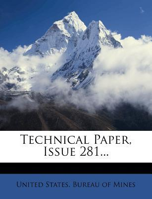 Technical Paper, Issue 281...