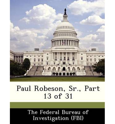 Paul Robeson, Sr., Part 13 of 31