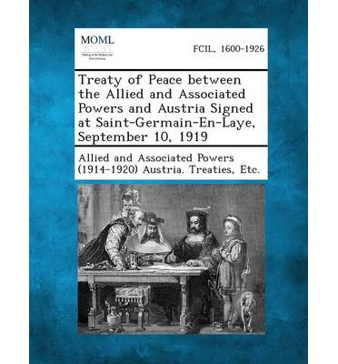 treaty of saint germain pdf
