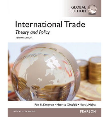international trade theory and policy About the book reveal theory and applications of international trade the text presents a balance of theoretical and practical coverage of international tradechapters on core theory are followed by a series of application chapters that confront policy questions using the newest empirical work, data, and policy debates.