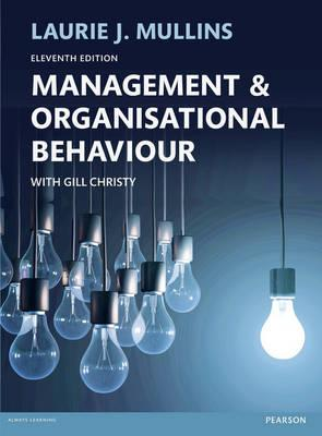 project on management and organizational behaviour Management and organizational behavior are affected by multiple issues within an organization, from the type of work done, to the industry, to the rules and policies of the company.