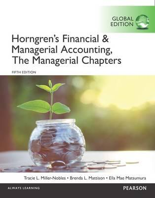Ebooks en ligne téléchargement gratuit My Accounting Lab Access Card for Horngrens Financial & Managerial Accounting, the Managerial Chapters and the Financial Chapters in French ePub