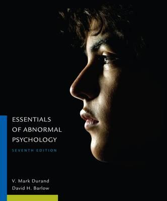 Essentials of Abnormal Psychology by V. Mark Durand / David H. Barlow(2012,HC)