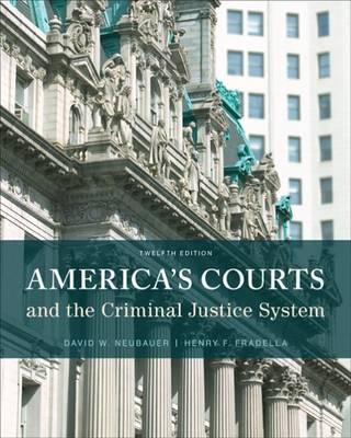 the american criminal court system There's no question the american criminal justice system is in terrible shape, and  the problems plaguing it are exacerbated as time goes by.