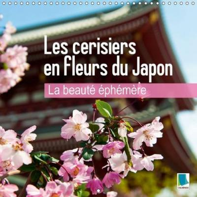 la beaute ephemere les cerisiers en fleurs du japon calvendo 9781325081196. Black Bedroom Furniture Sets. Home Design Ideas