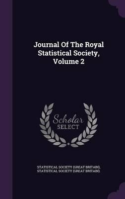 Journal of the Royal Statistical Society, Volume 2