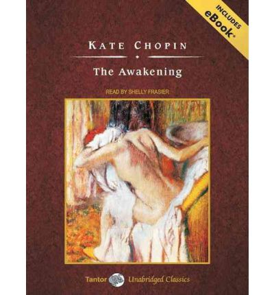 the unhappy life of edna pontellier in kate chopins novel the awakening Listen to kate chopin's intense portrait of a woman's coming of age, the awakening this 1899 novella follows young edna pontellier, as she travels through m.