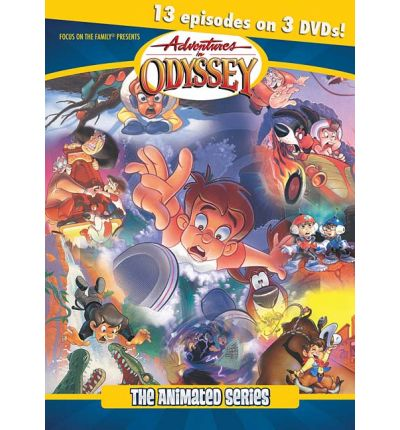 Adventures In Odyssey Dvd Collection Dvd Box Set Focus