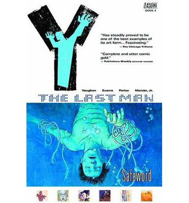 Y: The Last Man-Safeword Vol 4