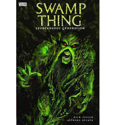 Swamp Thing: Spontaneous Generation Vol. 8