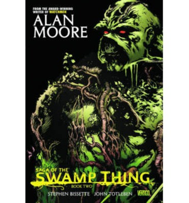 Saga of the Swamp Thing: Book 02
