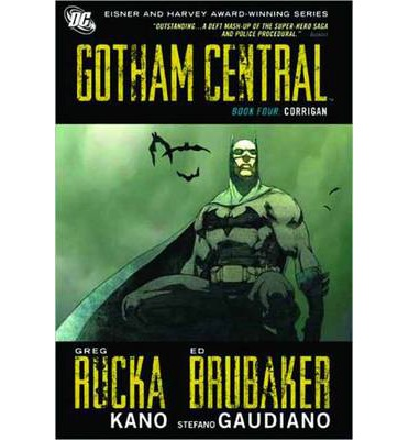 Gotham Central: Corrigan Volume 4