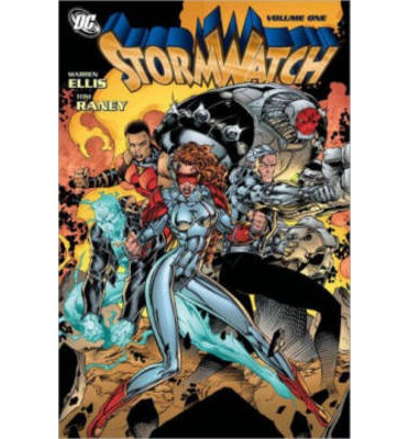 Stormwatch: Volume 1