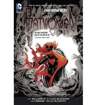Batwoman: To Drown the World Volume 2