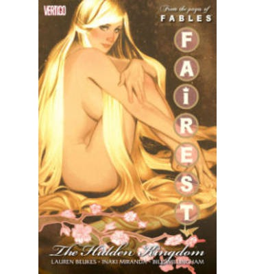 Fairest: Hidden Kingdom Volume 2