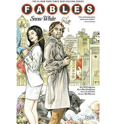 Fables: Snow White Volume 19