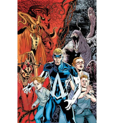 Animal Man: Rotworld the Red Kingdom (the New 52) Volume 3