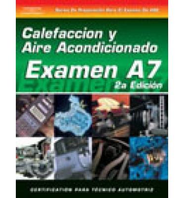 ASE Test Prep Series : Automotive Heating and Air Conditioning