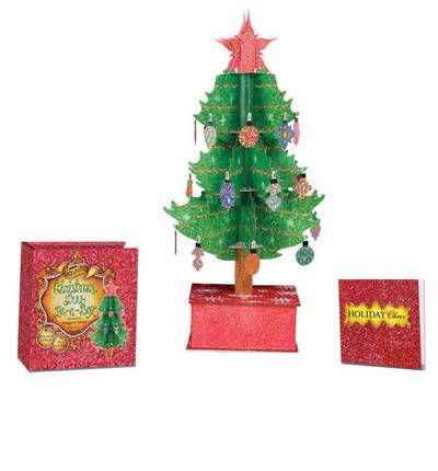 Enchanted christmas tree in a box sam ita 9781402759550 for Christmas tree in a box
