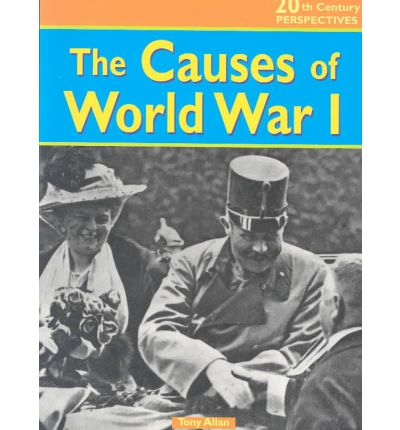an examination of the events of world war i