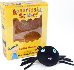 Aaaarrgghh, Spider! Book & Plush Set: Aaaarrgghh, Spider! Plush Set