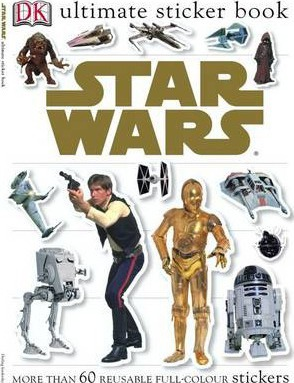 """Star Wars"" Classic Ultimate Sticker Book"