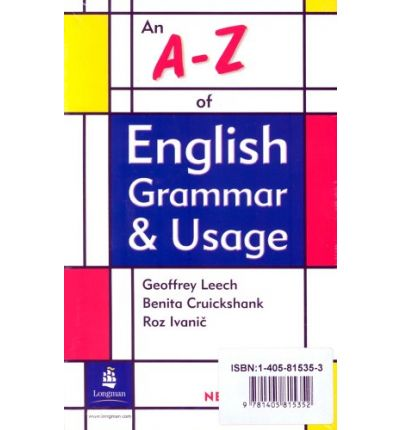 Grammer Pack: WITH Longman Dictionary of Common Errors AND An A-Z of English Grammar and Usage