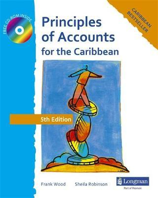 Principles of Accounts for the Caribbean : Frank Wood