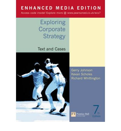 Exploring Corporate Strategy: Enhanced Media Edition