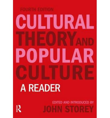 culture theory and popular culture essay The socialist left in the united states has developed an extremely limited  response to popular culture without a general theoretical framework, the  dominant.