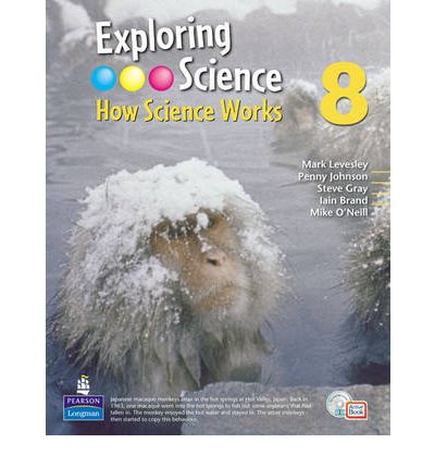 Exploring Science : How Science Works Year 8: Student Book with ActiveBook