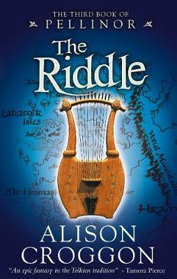 Pellinor: The Riddle 2 by Alison Croggon (2007, Paperback)